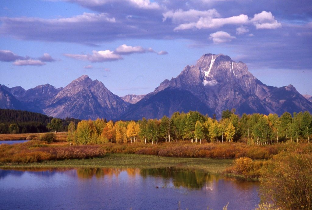 The Grand, Grand Tetons